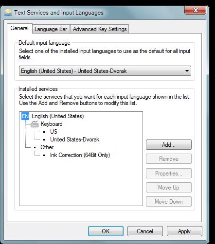 Input Languages