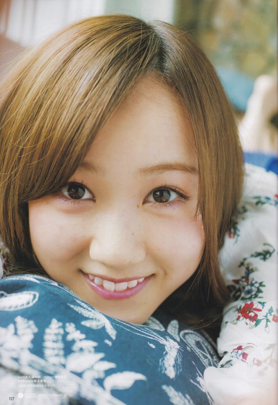 Hoshino Minami 星野みなみ, B.L.T 2017年10月号