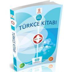 Sözün Özü 8.Sınıf Türkçe Okul Artı Kitabı Çözüm DVDli