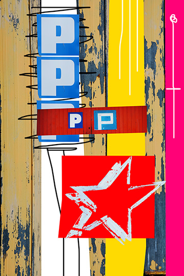 urban photography, art, digital painting, abstract, expressionism, Abstract Expressionism, urban photo,contemporary, Sam Freek,