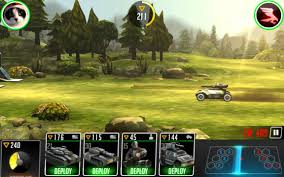 Download Game League of War Mercenaries MOD Mana Apk For Android