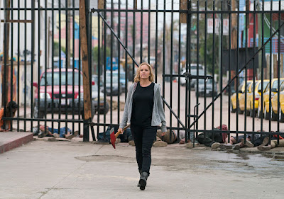 Madison Clark (Kim Dickens) nell'episodio 13