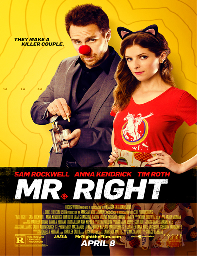 Ver Mr. Right (2015) Online