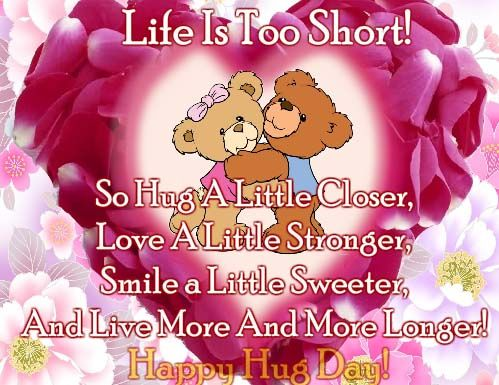 12 february 2018 happy hug day history 2018 wishes pics images hug day ecards m4hsunfo