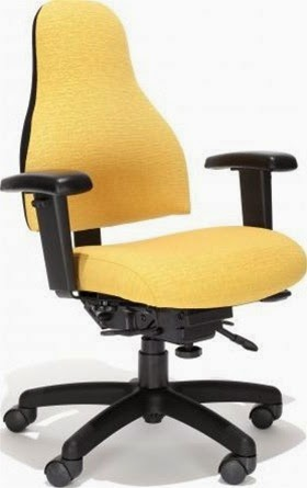 RFM Carmel Chair with Lumbar Support