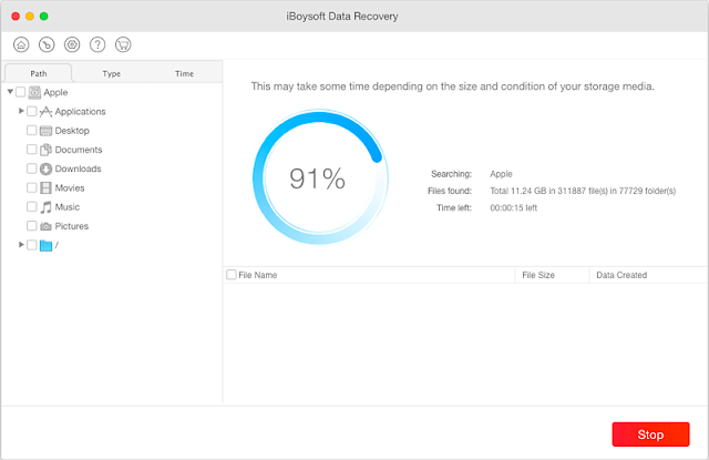 iBoysoft Data Recovery Professional - Phục Hồi Dữ Liệu