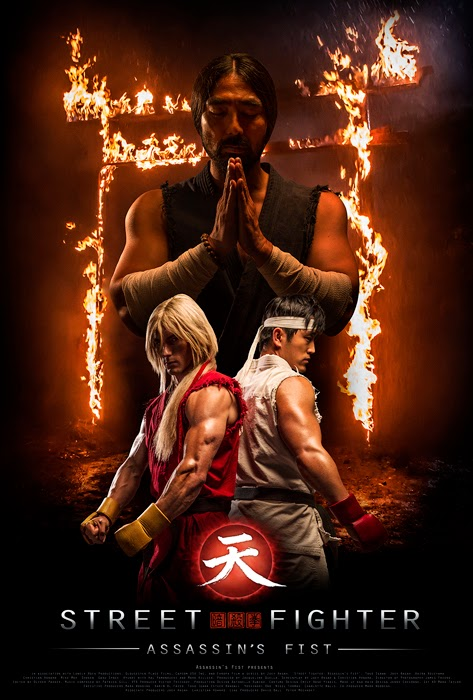 Poster STREET FIGHTER: Assassin's Fist