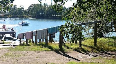 Helsinki'de halı yıkama  - Gezi blog, seyahat blog