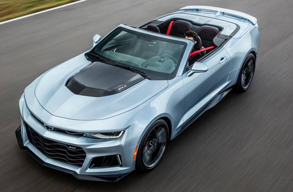 Chevrolet Camaro ZL1 Descapotable