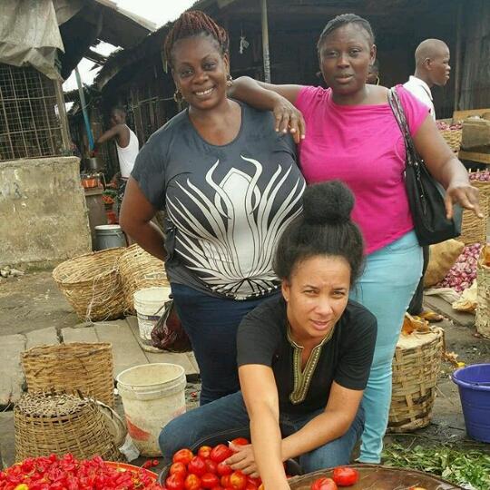 ibinabo fiberesima tomatoes seller