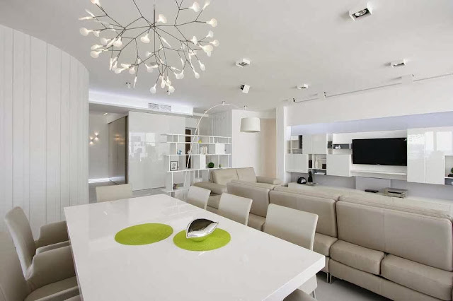 Glowing Interior Designs