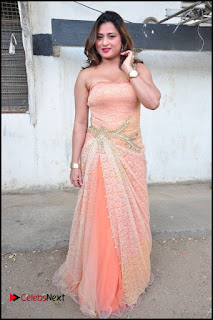 Telugu Actress Farah Khan  Pictures at Pochampally IKAT Art Mela 2016  0110.jpg