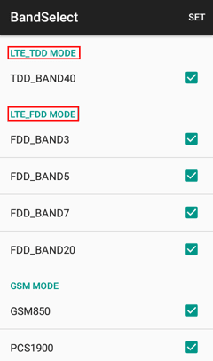 How to Check Compatible 4G/LTE Bands in SPD Android Phones