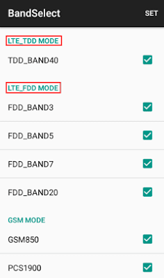 spd lte bands