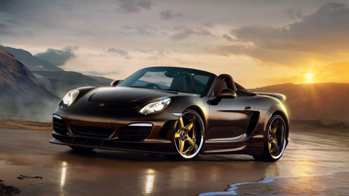 Porsche Car Hd Wallpaper Cars