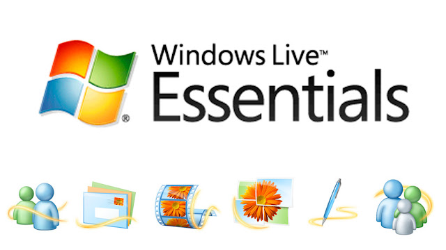 windows live essential logo