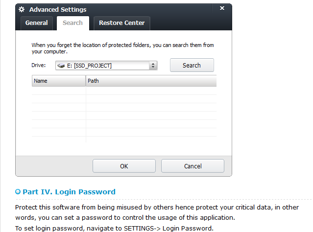 disk password protection full version
