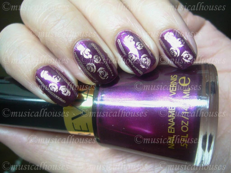 Revlon Plum Attraction China Glaze 2030