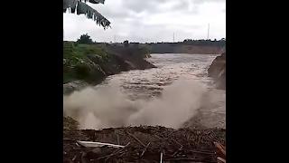 Banjir di kintap 2017