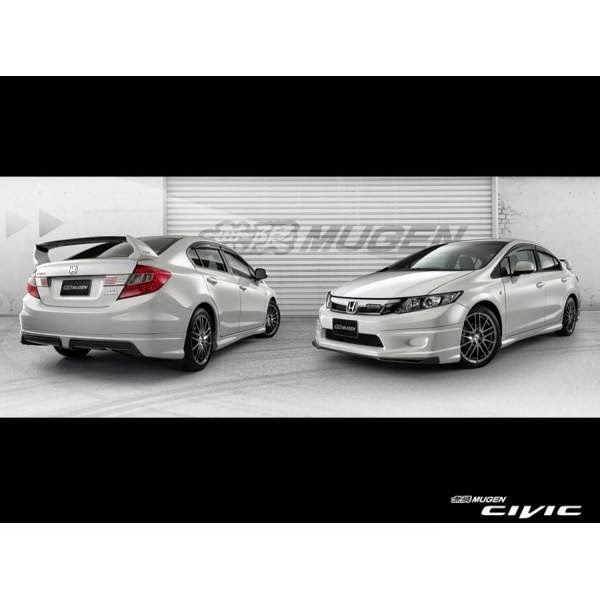 Body Kit Honda Civic Mugen 2012-2014