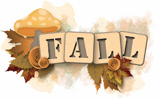 A Fall to Remember Word Art #5 - free scrapbook element