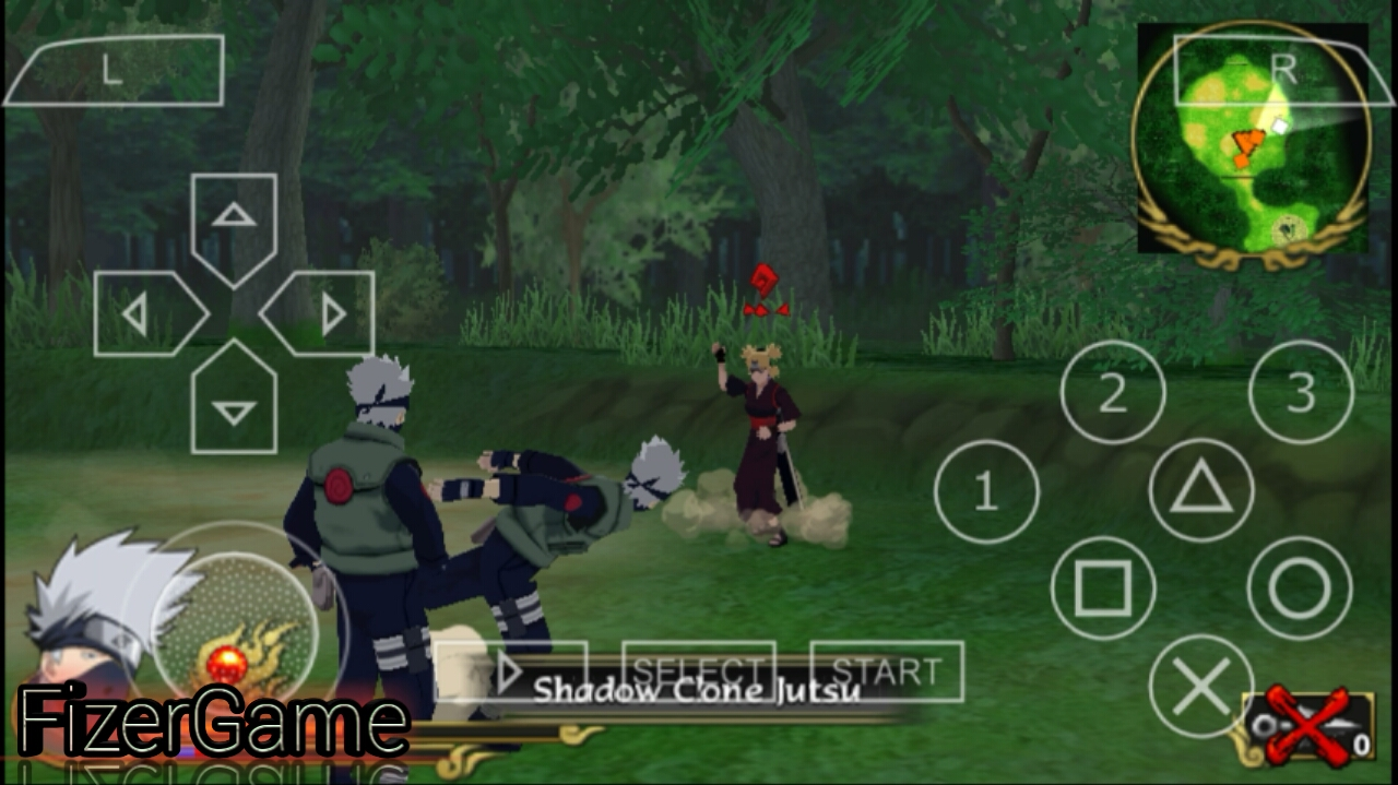 Shadow Clone Jutsu Games