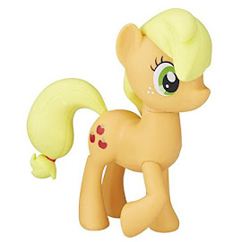 My Little Pony Meet the Mane 6 Applejack Brushable Pony