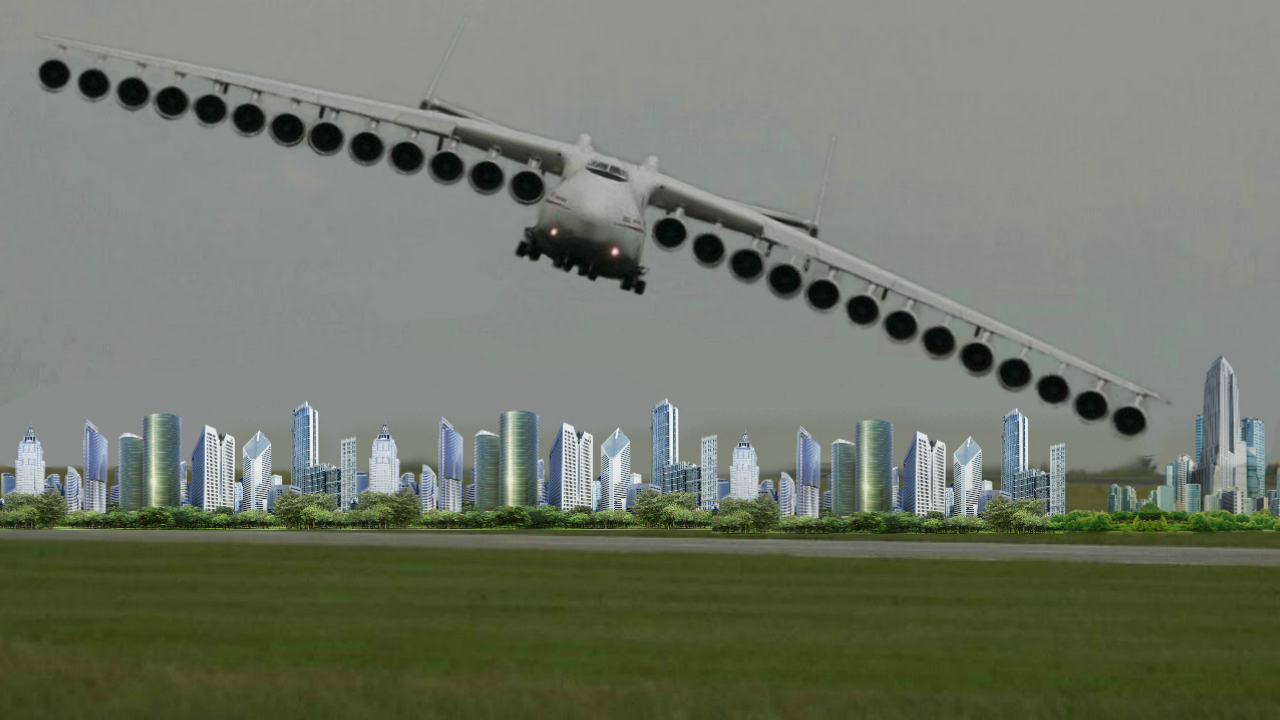 [NEW]Top Biggest Airplanes -Airbus -Antonov -Boeing ...