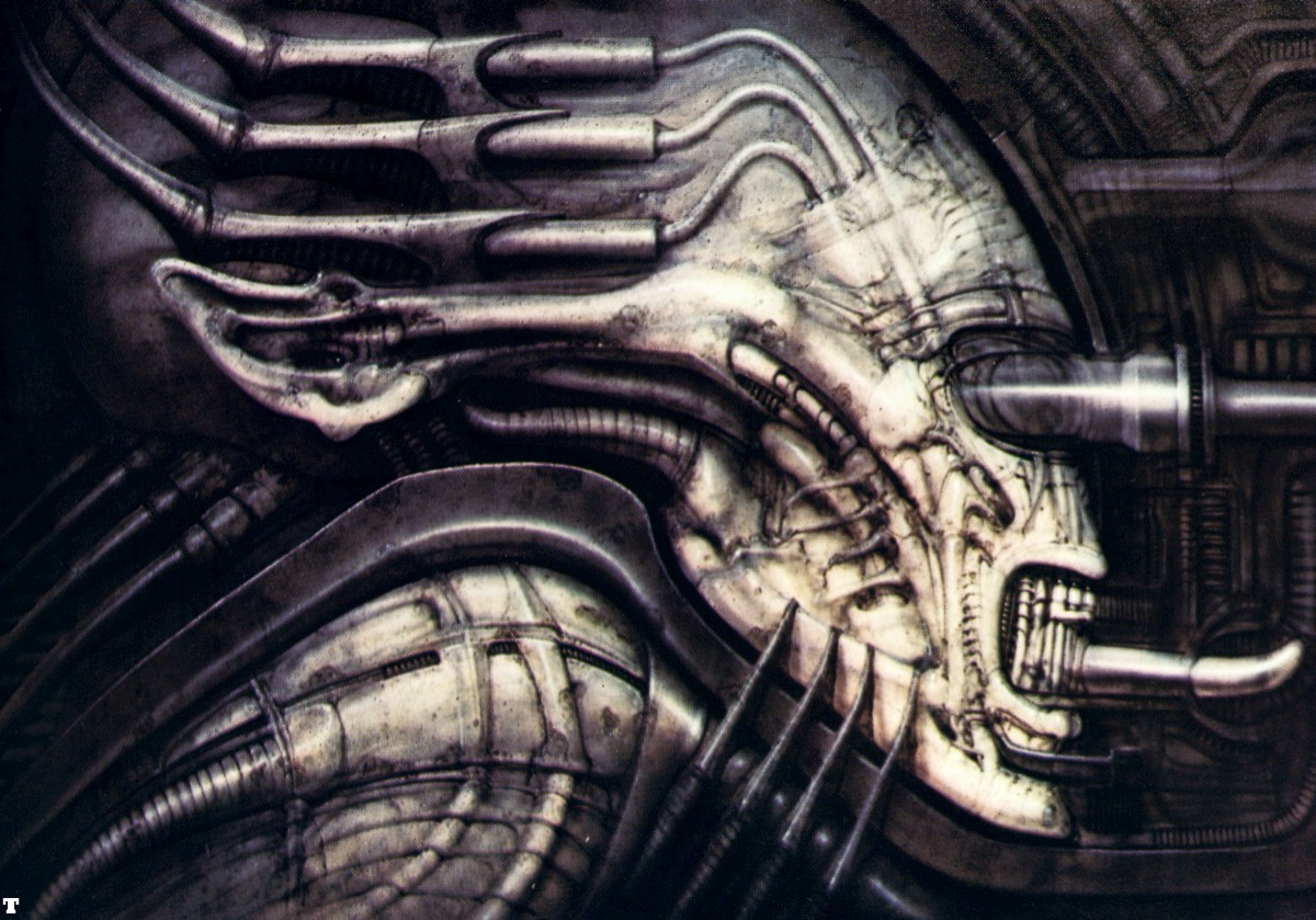 Thoughts of a Random Passer-by: H.R. Giger