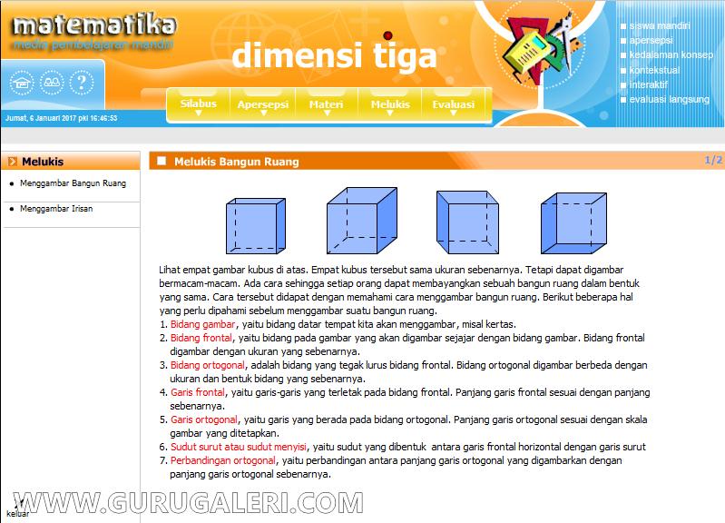 Download Media Pembelajaran Matematika Lengkap Semua Materi Guru Galeri