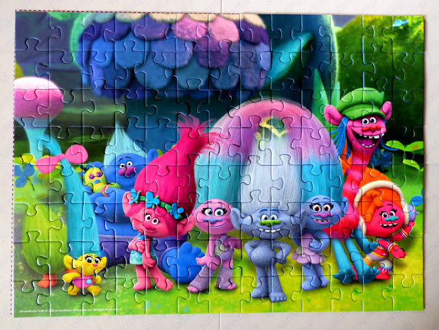best puzzles for kids, gifts for kids, Trolls