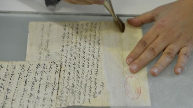57 valuable documents for Albanians during the Ottoman Empire brought by Turks