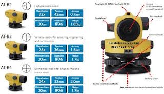 Harga Terbaru  Automatic level Topcon atb2 atb3 atb4  Di Jakarta dan Tangerang