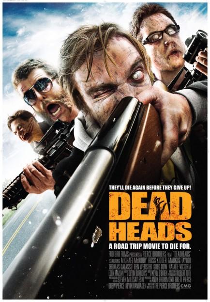 DeadHeads affiche