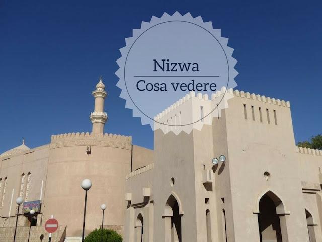 Nizwa: splendida città dell'Oman