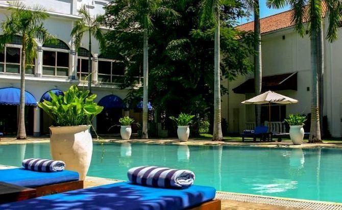 Kolam Renang Hotel Majapahit