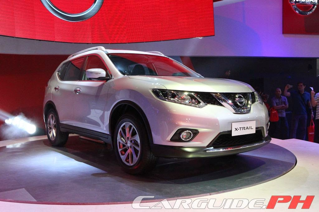 Pims 2014 Nissan Launches All New X Trail W Complete Brochure