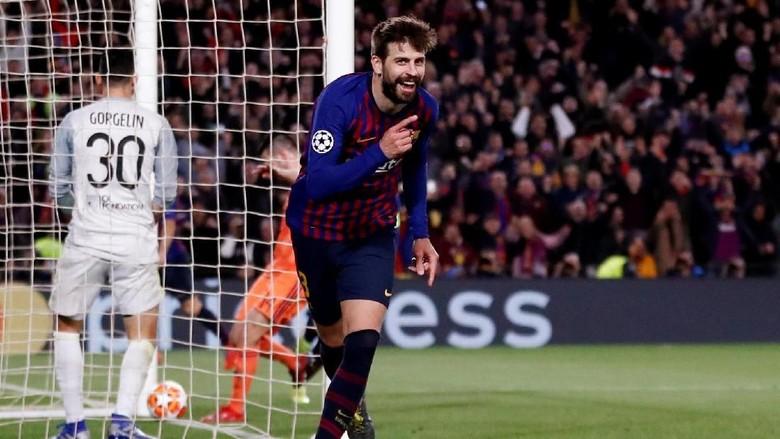 Gerard Pique Sebut Messi Bisa Bawa Barcelona ke Level Berbeda
