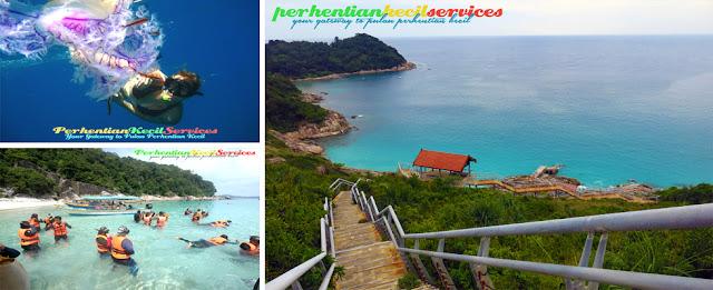 Pakej Pulau Perhentian ,  Foto Pulau Perhentian , Snorkeling Perhentian