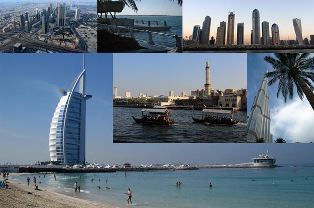 Algunas de las razones para ir a Dubai