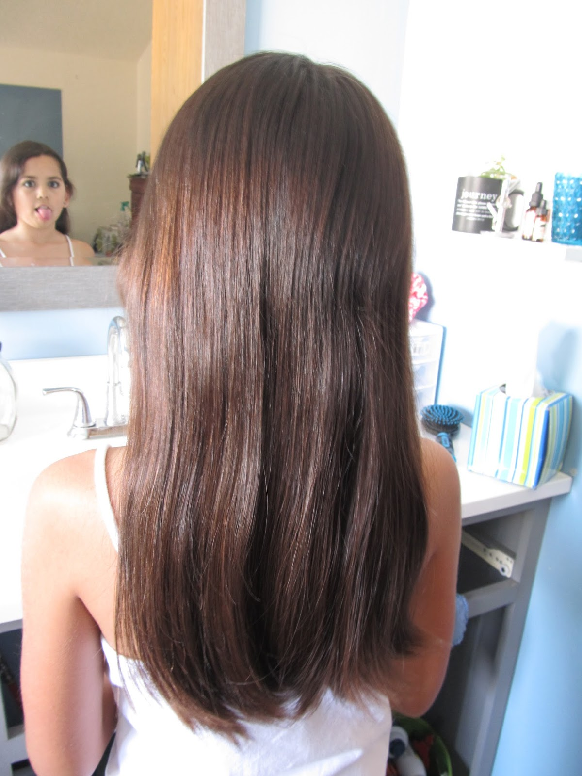 Got To Try It Mom: Cutting Hair At Home With The CreaClip Review