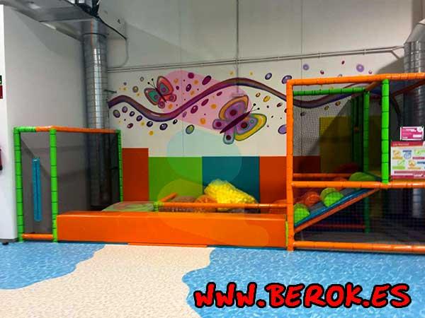 decoración de parque infantil Lua's Park
