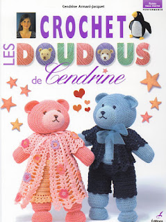 catalogue de doudous au crochet