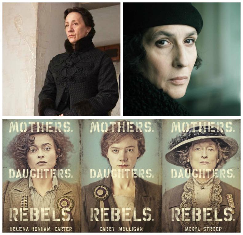 La imagen de la mujer esta sufriendo un cambio, se nos presentan fuertes y decididas en el cine y el las series de tv. ¿Estamos experimentando por fin una revolución en cuanto a la femenina?