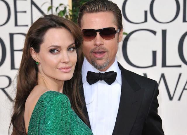 تعرف على حقيقة طلاق أنجلينا جولى من براد بيت، بسبب غيرة انجلينا من ماريون كوتيار