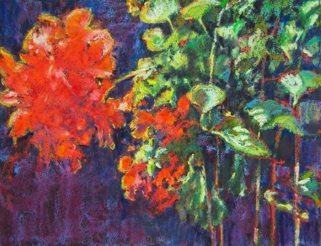 Пастельная живопись. Jane Christie 13