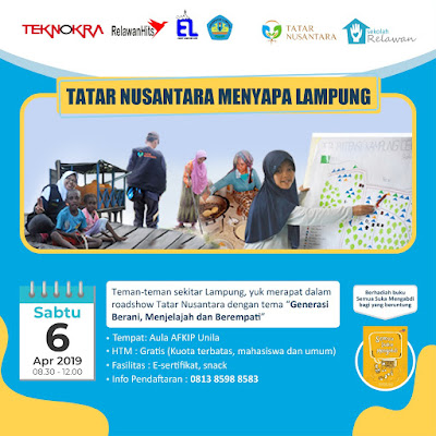 Tatar Nusantara Menyapa Lampung