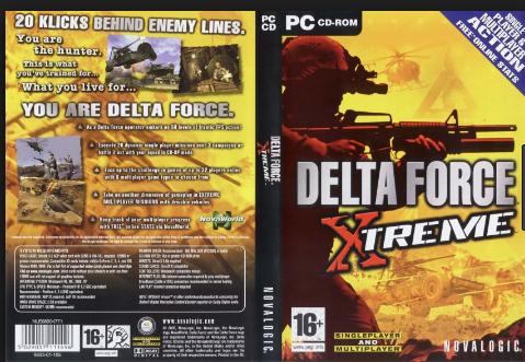 تحميل جميع اجزاء لعبه Delta Force  دلتا فورس للكمبيوتر