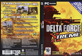 تحميل جميع اجزاء لعبة Delta Force 2 دلتا فورس للكمبيوتر