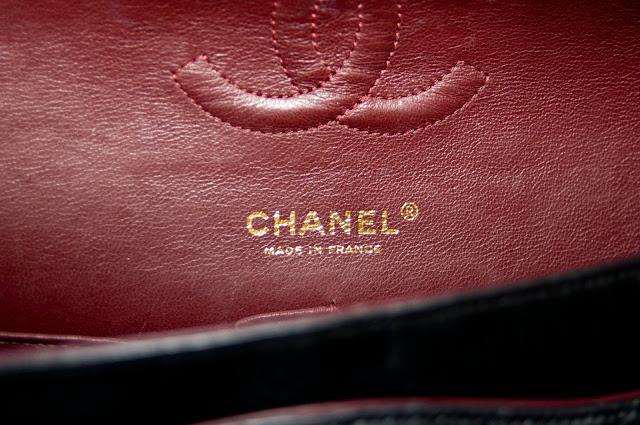 napis made in France Chanel jak powinno wyglądać?